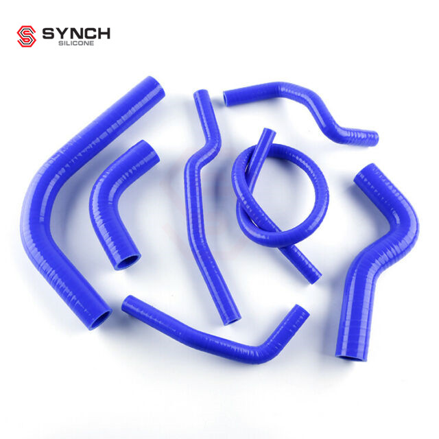 Cooling system silicone hose kit