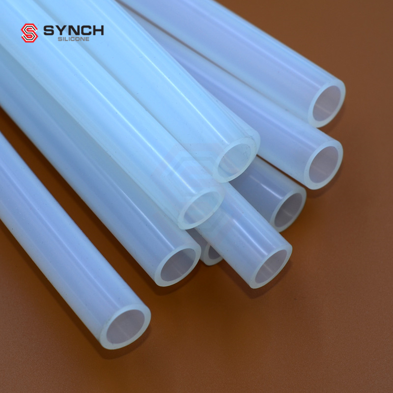 Food Medical Grade Silicone Tube